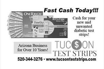 Tucson Test Strips borderless