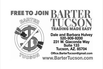 Barter Tucson borderless