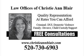 Christie Ann Blair - Atty at law borderless