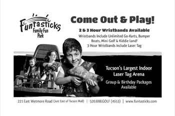 Funtasticks Come out and play