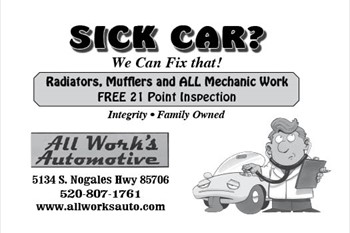 All Works Automotive borderless