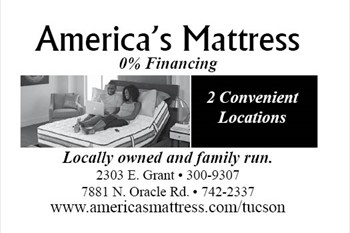 America's Mattress borderless