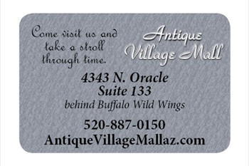 Antique Village Mall borderless