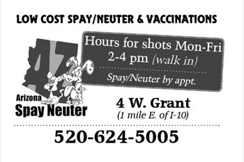 AZ Spay Neuter borderless