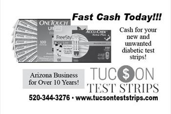 Tucson Test Strips borderless