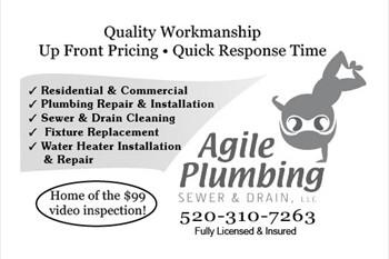 Agile Plumbing borderless