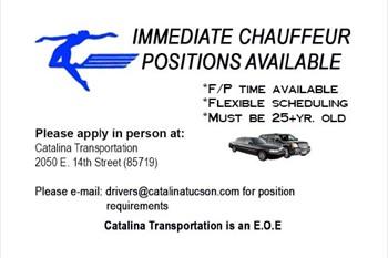 Catalina Transportation borderelss