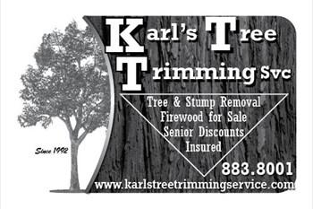 Karls Tree Trimming borderless
