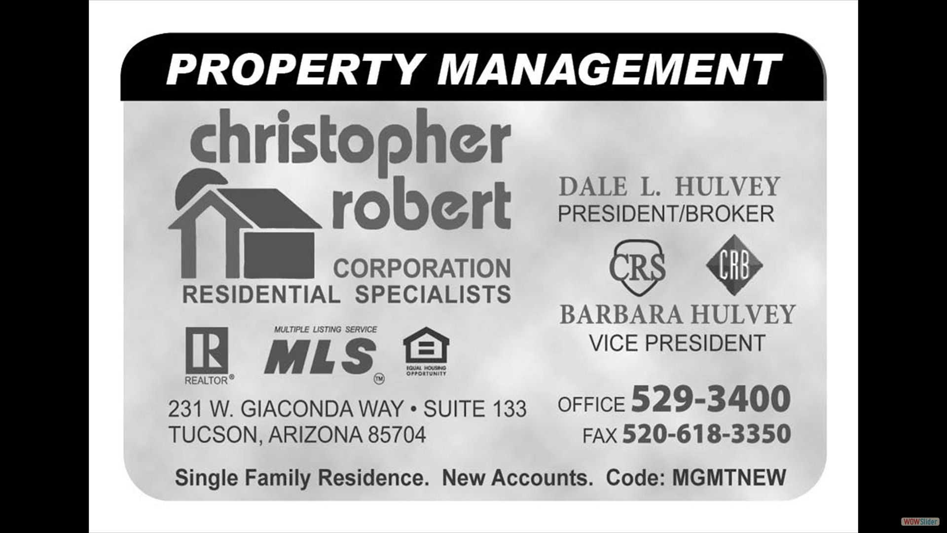 Christopher Roberts Top Property Mgmt