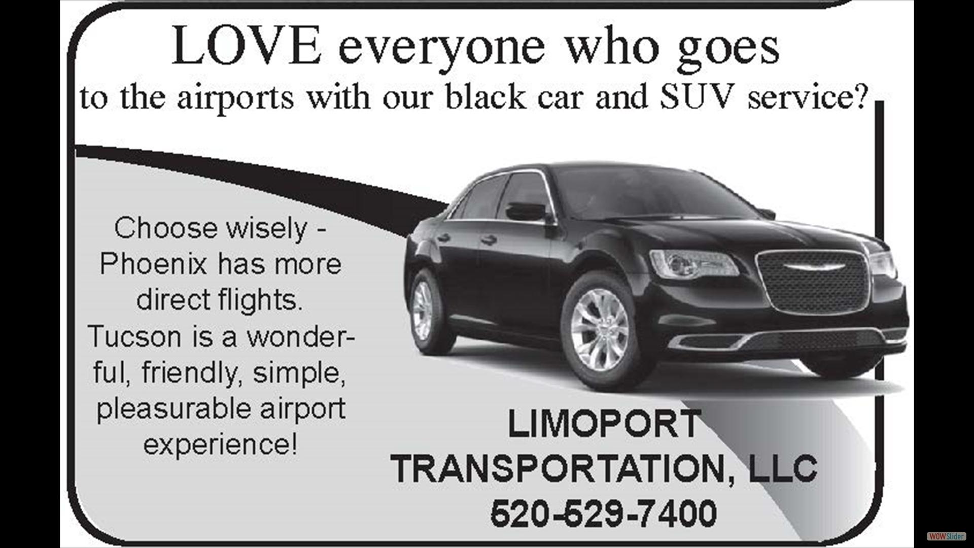 Limo Transport Chrysler 300