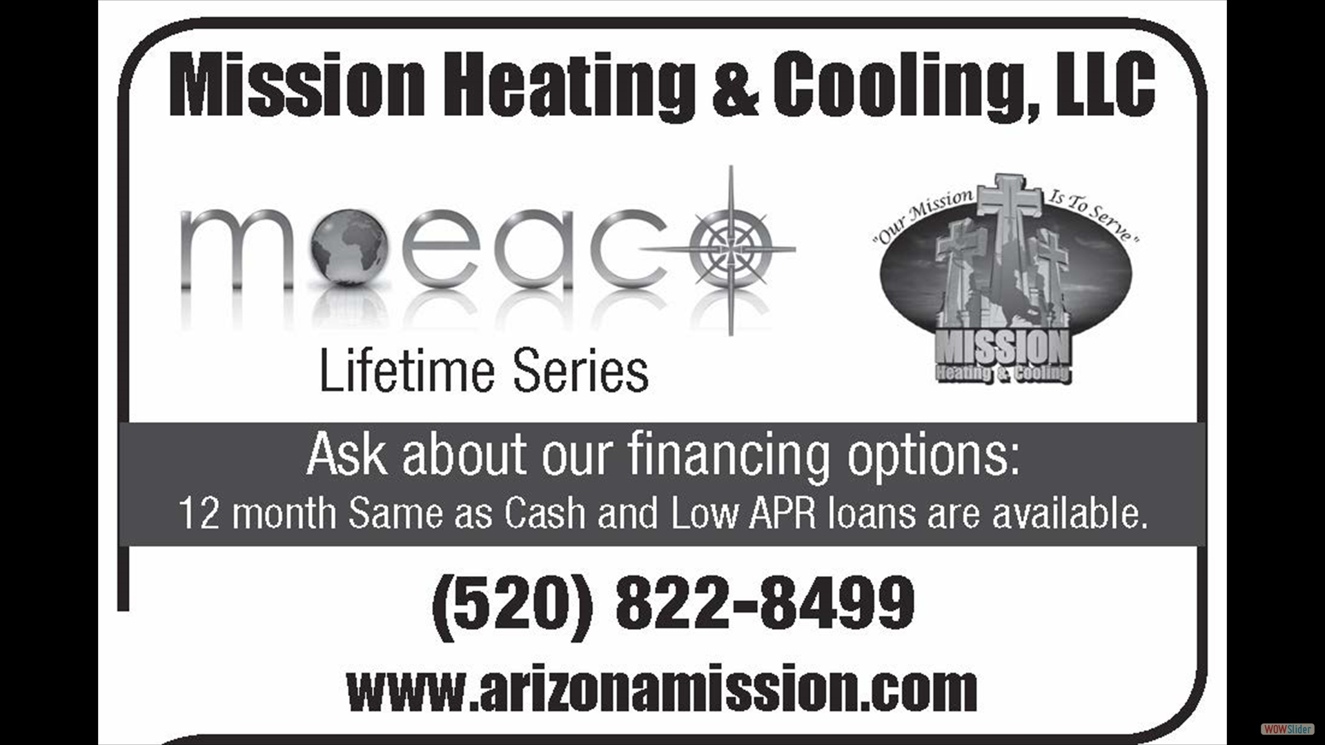 Mission Heating & Cooling Ad Copy