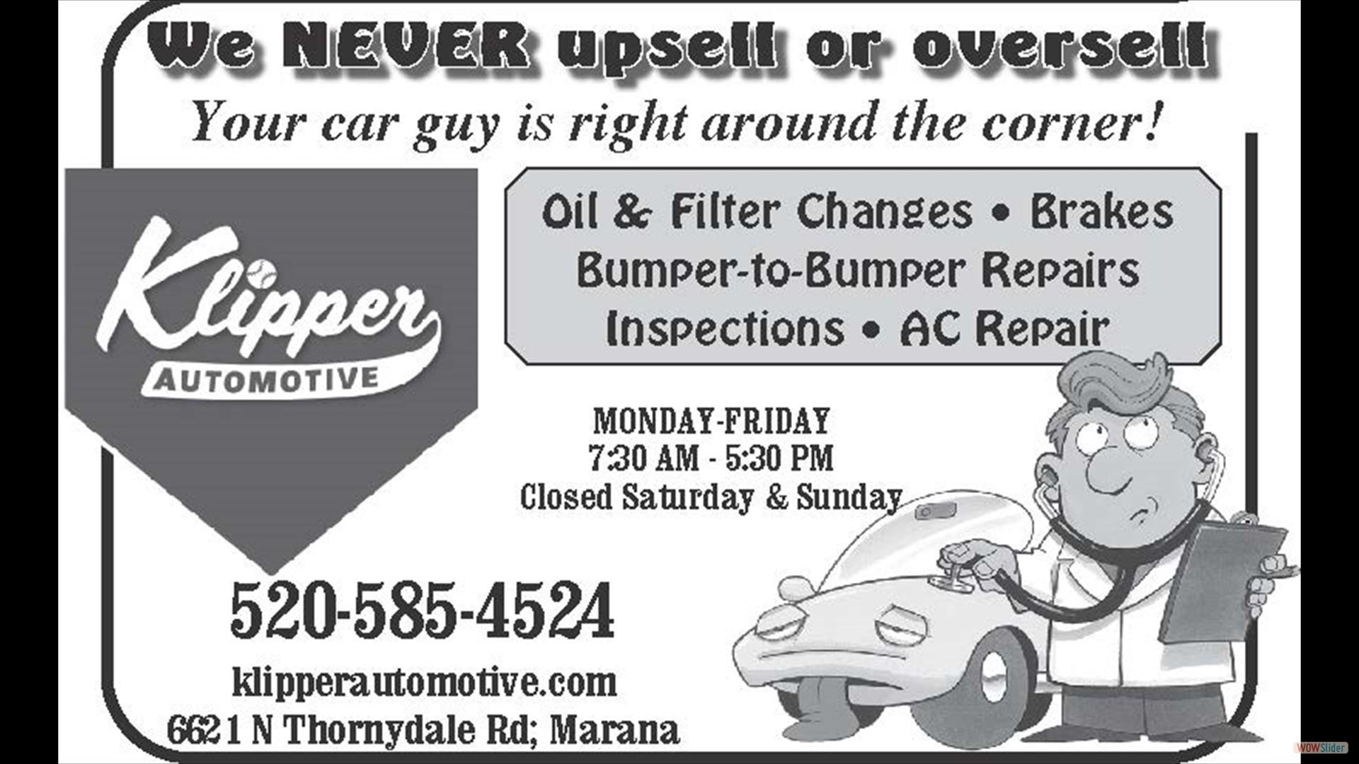 Klipper Automotive 3