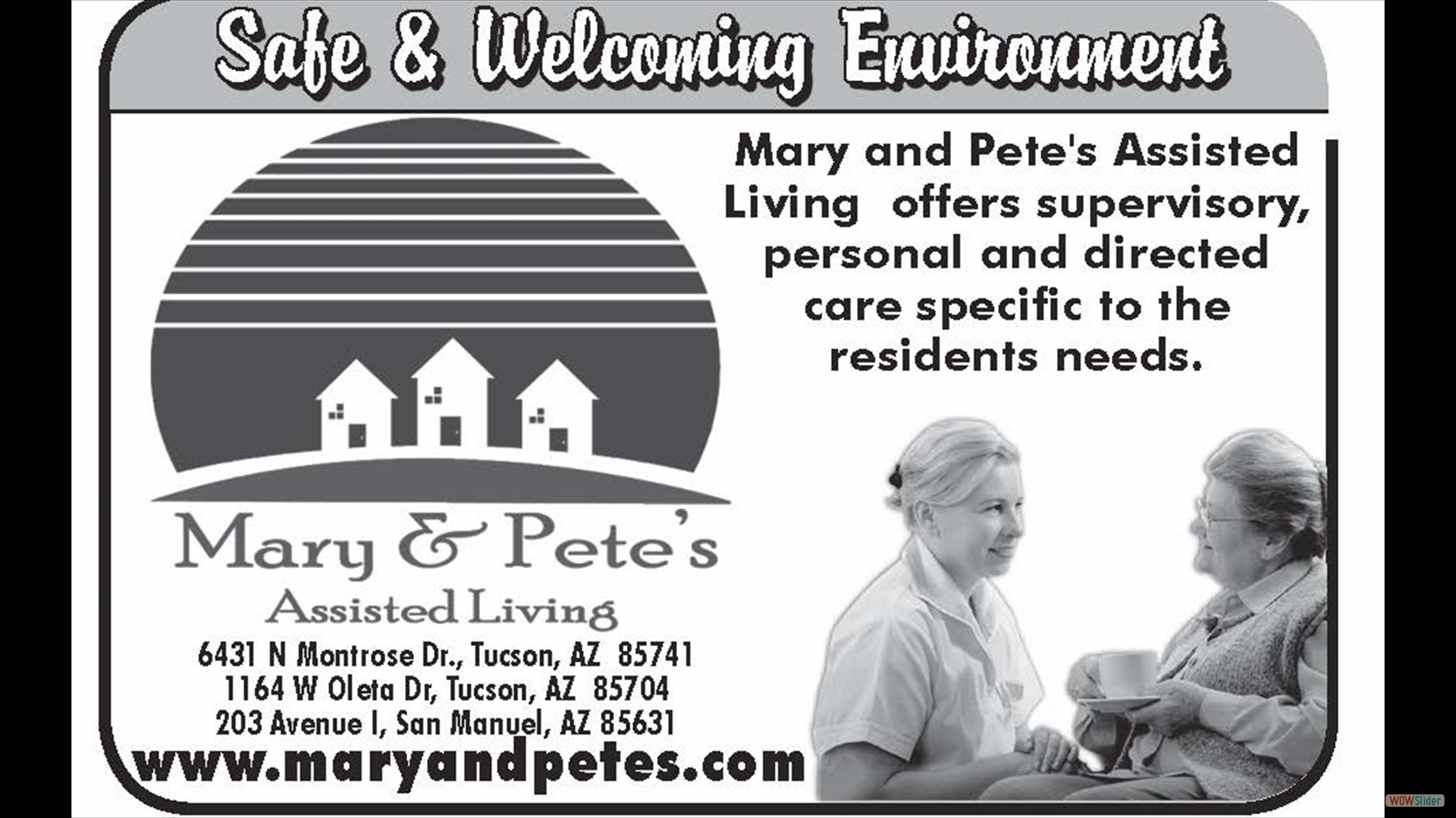 Mary & Pete's Assisted Living (Montrose House) (3)