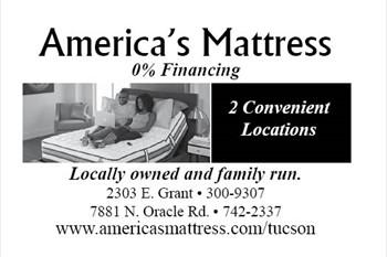 America's Mattress borderless