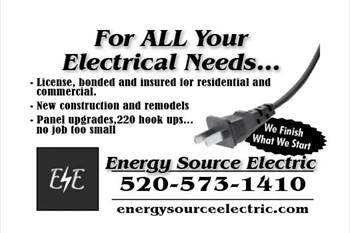 Energy Source Electric borderless